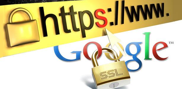 google https сертификат сайта