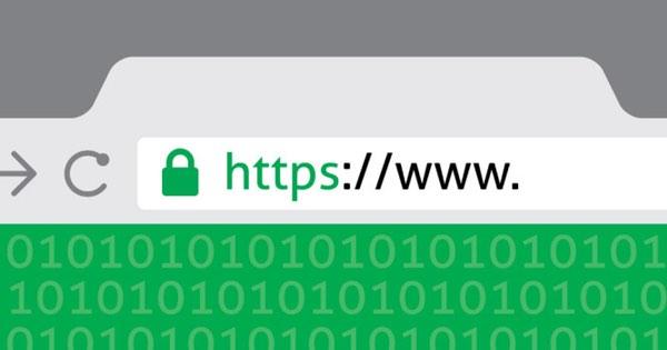 установить https сертификат